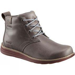 Columbia Mens Irvington Ii Chukka Ltr Wp Boot