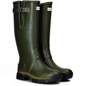Hunter Balmoral II Side Adjustable 3mm Neoprene Wellington Boots