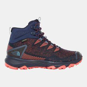 The North Face Womens Ultra Fastpack III Mid Gtx (Woven) Boots