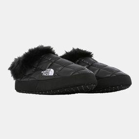 Womens Thermoball  Faux Fur Tent Mules V