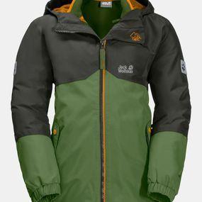 Boys Iceland 3in1 Jacket Ll 14+