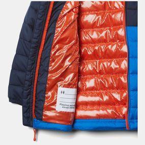 Boys Powder Lite Hooded Jacket