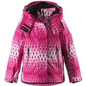 Reima Girls Roxana Print Hiking Jacket