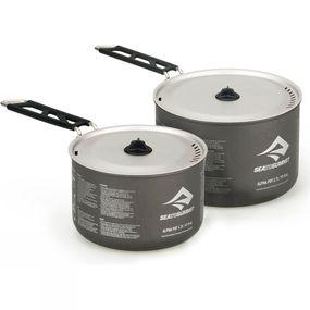 Sea to Summit Alpha Pot Set 1.2 and 2.7L