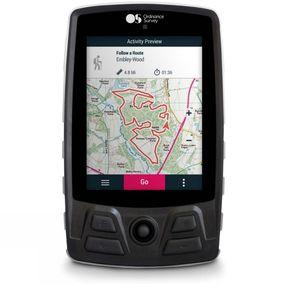 Ordnance Survey Trail GPS