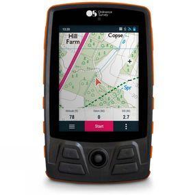 Ordnance Survey Aventura GPS