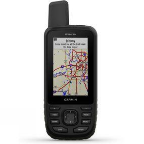 Garmin GPSMAP 66s with Topo GB Pro 1:25K