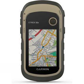 Garmin eTrex 32x with BirdsEye Select GB+ GPS