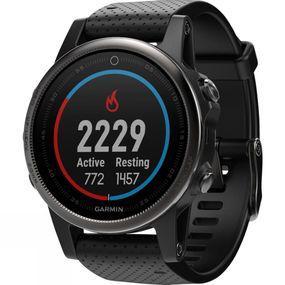Garmin Fenix 5S Sapphire Multisport GPS Watch