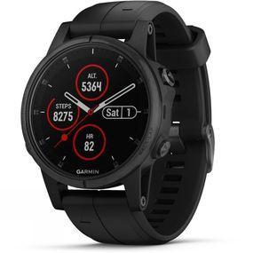 Fenix 5S Plus Sapphire Multisport GPS Watch