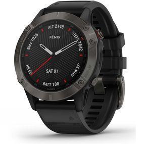 Fenix 6 Sapphire Multisport GPS Watch