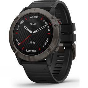 Fenix 6X Sapphire Multisport GPS Watch