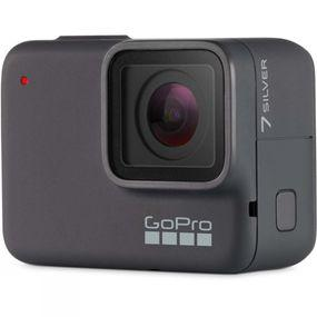GoPro HERO7 Action Camera Silver + 32GB MicroSD Card