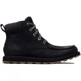 Mens Madson Moc Toe Waterproof Boot