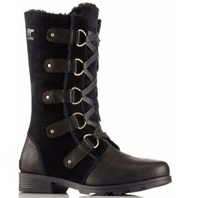 Sorel Womens Emelie Lace Boot