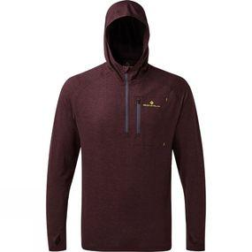 Ronhill Mens Ronhill Momentum Workout Hoodie