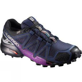 Salomon Womens Speedcross 4 Nocturne GTX Shoe
