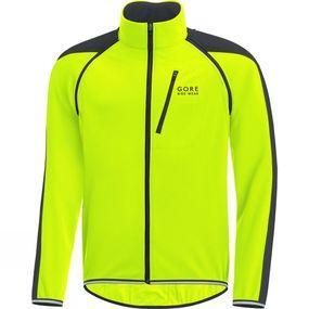 Gore Bikewear Mens C3 Windstopper Phantom Zip Off Hiking Jacket