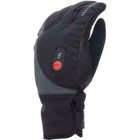 Mens Waterproof Heated Cycle Glove