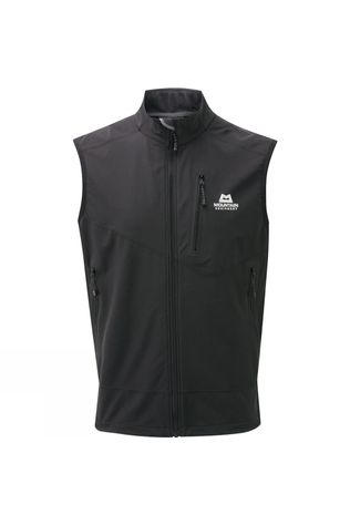 Mountain Equipment Mens Frontier Vest Black