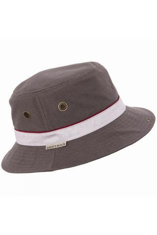 White Rock Mens Oasis Hat Dk Grey