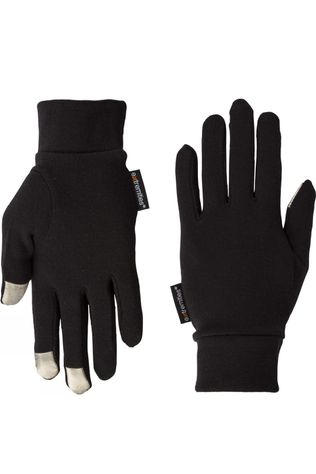 Extremities Merino Touch Liner Black