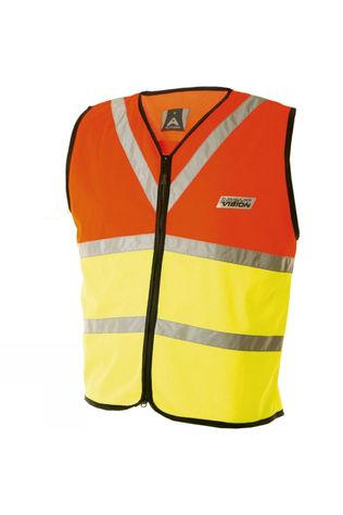 Altura Night Vision Safety Vest Orange/Yellow