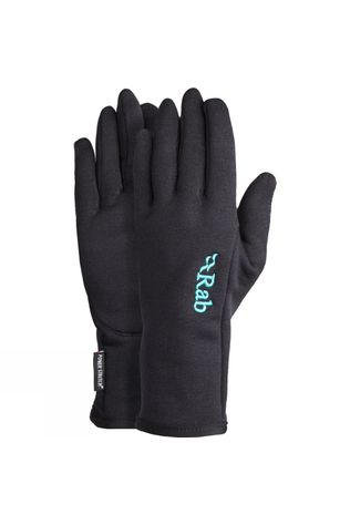 Rab Womens Power Stretch Glove Black
