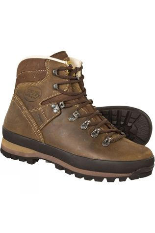 Meindl Mens Borneo 2 MFS Boot Brown / Nougat