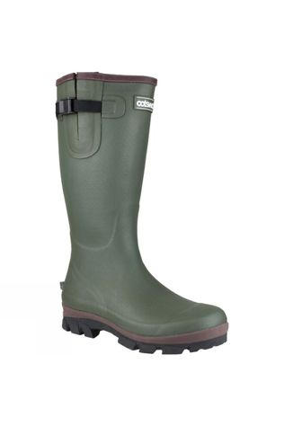 Cotswold Mens Grange Welly Green