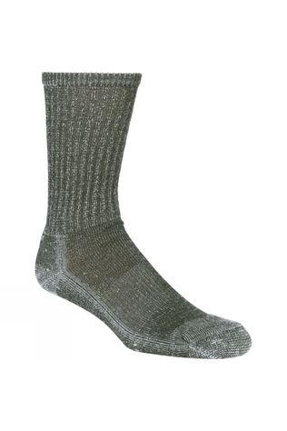 Mens Hiker Light Crew Socks