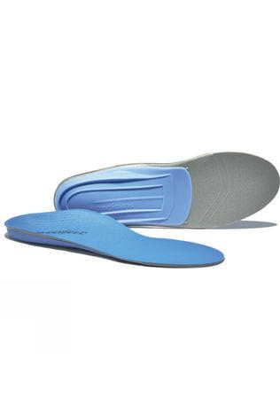 Superfeet Blue Footbed Blue