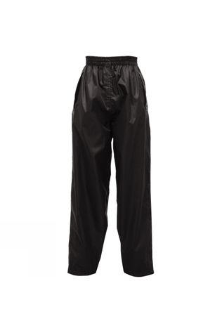 Regatta Pack-It Overtrousers Age 14+ Black