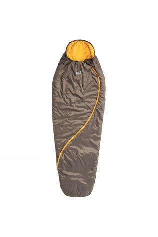 Jack Wolfskin Women's Smoozip +7 Synthetic Sleeping Bag Siltstone