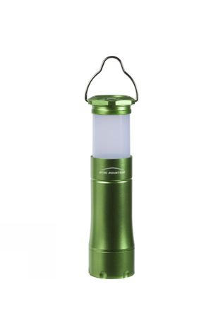 Blue Mountain Focus Beam Torch and Lantern 1W Green