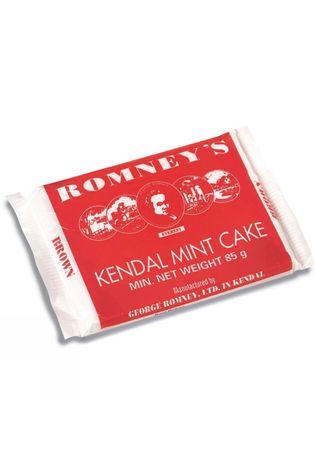 Kendal Mint Cake (Brown) 85g