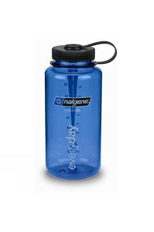 Nalgene Tritan Wide Mouth Bottle 1L Blue