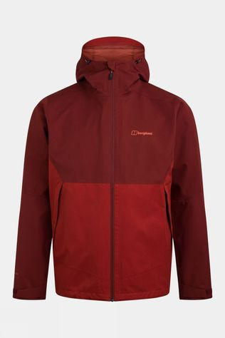 Berghaus Mens Fellmaster IA Jacket Red Ochre/Russett Brown