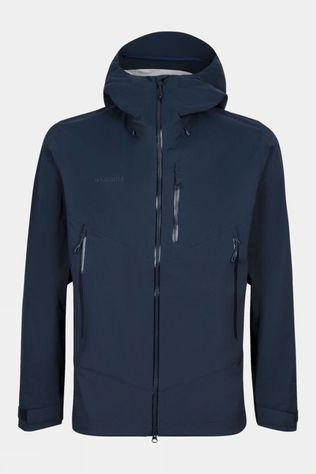 Mammut Mens Kento HS Hooded Jacket  Marine