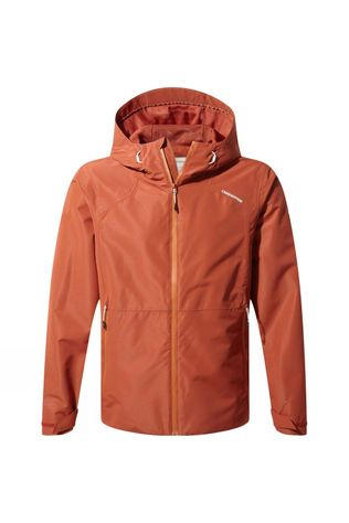Craghoppers Mens Balla Jacket Burnt Whisky