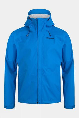 Berghaus Mens Deluge Vented Shell Jacket Brilliant Blue