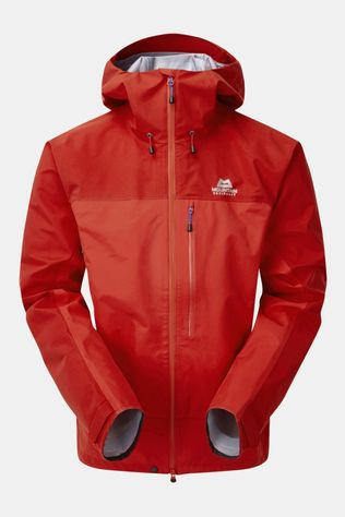 Mountain Equipment Mens Makalu Jacket Imperial Red/Crimson