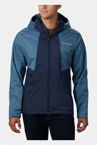 Columbia Mens Inner Limits II Jacket Collegiate Navy, Mountain