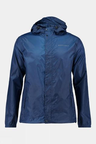 Our Planet Mens Baatara Raincoat Cobalt Blue