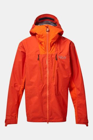 Rab Mens Muztag GTX Jacket Firecracker/Atomic