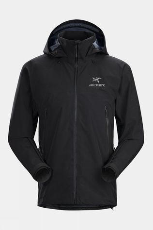 Arc'teryx Mens Beta AR Gore-Tex Pro 2.0 Jacket Black
