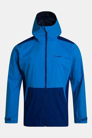 Berghaus Mens Deluge Pro 2.0 Shell Jacket Brilliant Blue/Sodaltblu(Dusk)