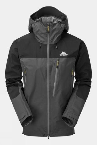 Mountain Equipment Mens Lhotse Jacket Anvil Grey/Black