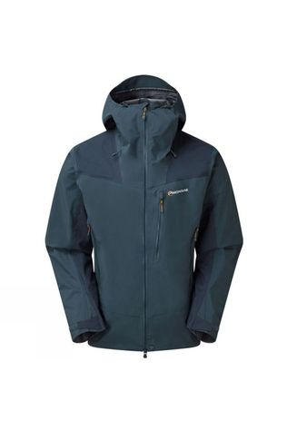 Montane Mens Alpine Resolve Gore-Tex Pro Jacket Orion Blue
