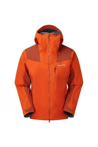 Montane Mens Alpine Resolve Gore-Tex Pro Jacket Firefly Orange